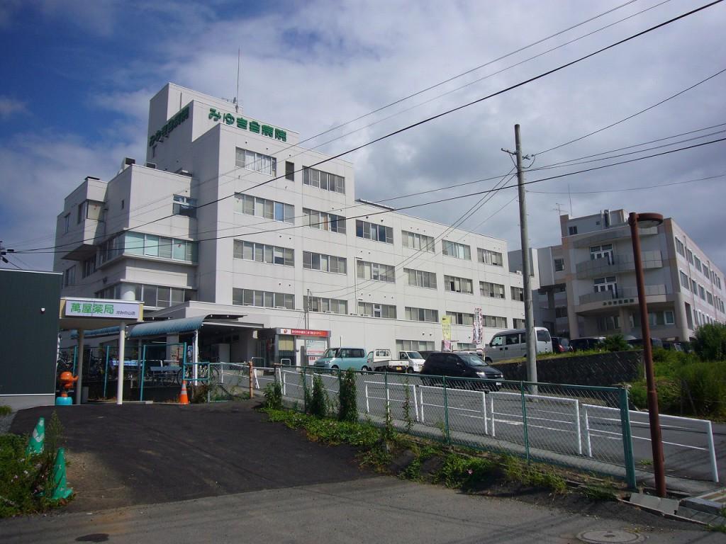 特定医療法人社団 みゆき病院 様 (山形県上山市) エアコン3台自動制御